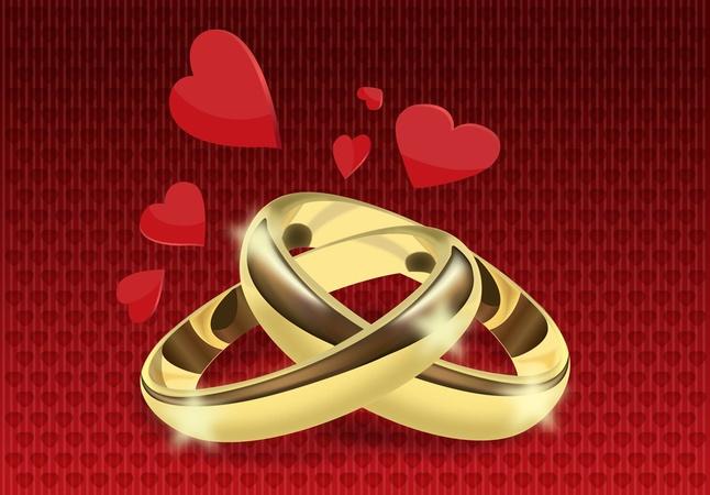 anniversaire de mariage et noces 51 ans de mariage 51eme anniversaire noces de cam lia. Black Bedroom Furniture Sets. Home Design Ideas